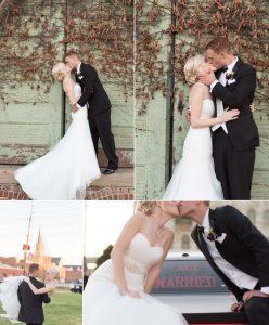 Downtown Decatur Wedding