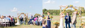 Wedding ceremony, decatur, il