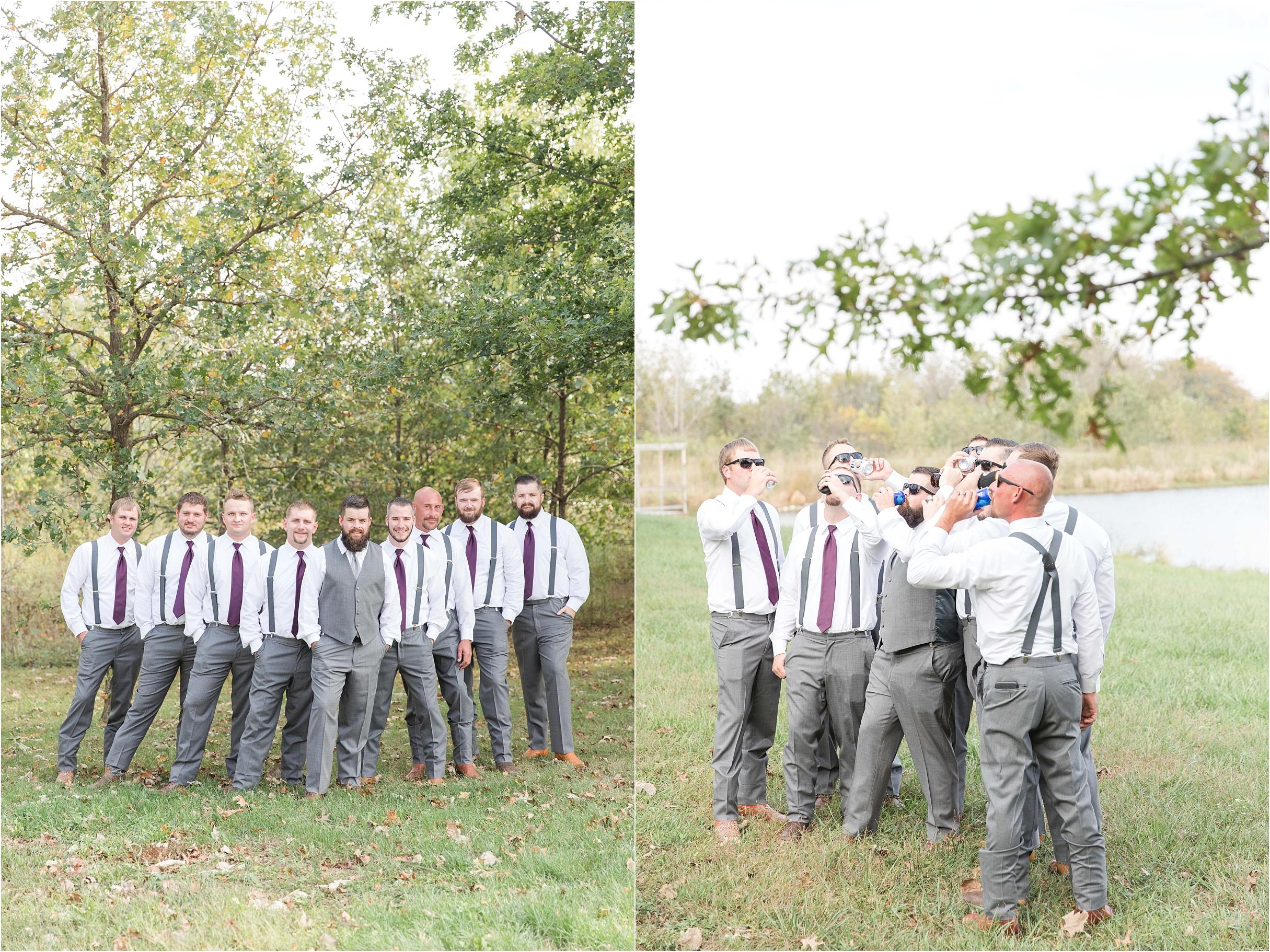 Swiney's Wedding at Arpeggio Winery in Pana, Il | Hidden ...