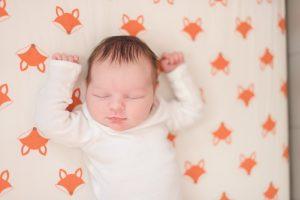 mini lifestyle newborn session