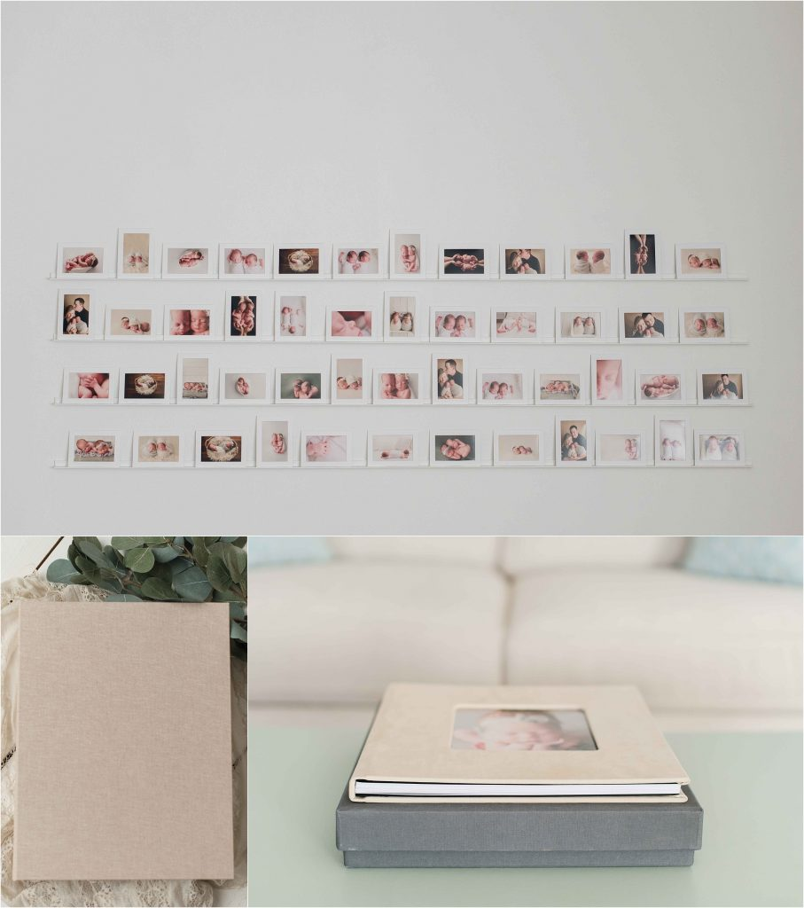 Reveal Wall and heirloom products