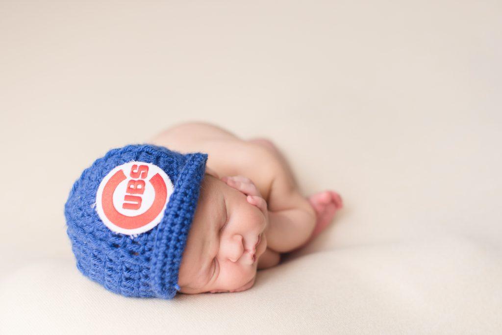 baby cubs fan